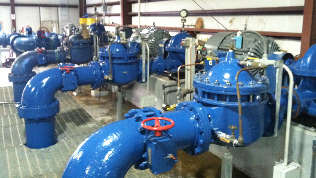 Yearly Valve Maintenance - Washington, Oregon, Idaho & Montana