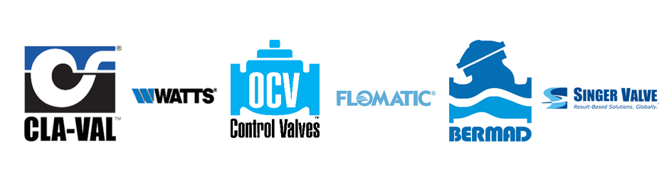 We Service it all! CLA-VAL, Watts, OCV Control Valves, Flomatic, Bermad, Singer